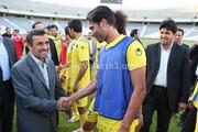 ببینید | افشاگری کفاشیان از علاقه احمدینژاد به یک تیم خاص و ماجرای برکناری علی دایی!