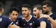 والیبال قهرمانی آسیا| سریع و قدرتمند مثل ایران؛ کرهجنوبی چهارمین قربانی شاگردان عطایی