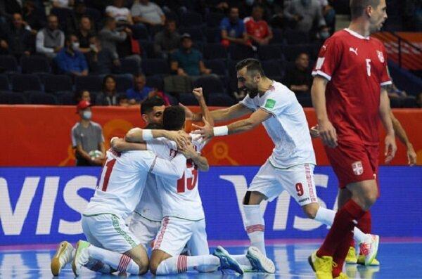 واکنش رسانه آمریکایی به رویارویی با تیم ملی ایران