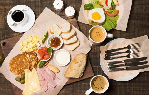 آنچه میتوان از صبحانه کشورهای مدیترانه شرقی یاد گرفت | تصاویر