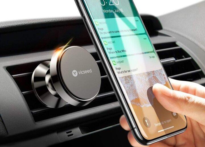 بهترین نگهدارندههای موبایل برای ماشین را بشناسید