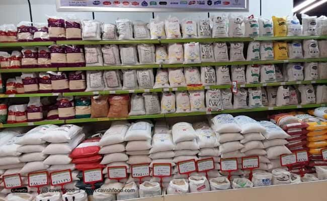 قیمت برنج سر به فلک کشید