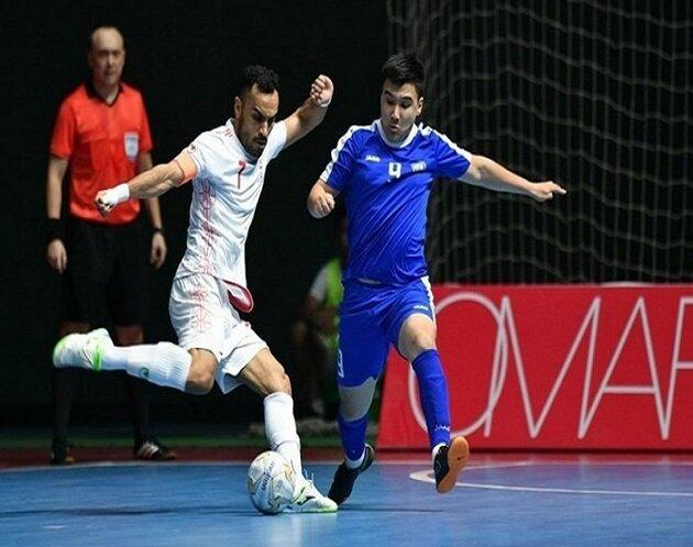 امروز جمعه ۲ مهرماه/ برنامه بازیهای مرحله یکهشتم نهایی جامجهانی فوتسال لیتوانی ۲۰۲۱   ایران - ازبکستان