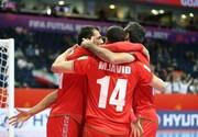 جام جهانی فوتسال ۲۰۲۱ لیتوانی / برنامه دیدارهای یکچهارم نهایی اعلام شد