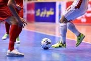 امروز یکشنبه ۴ مهرماه   آغاز مرحله یکچهارم نهایی جام جهانی فوتسال لیتوانی ۲۰۲۱