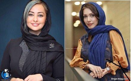 دو بازیگر مطرح سینما در راهپیمایی اربعین ۱۴۰۰+فیلم