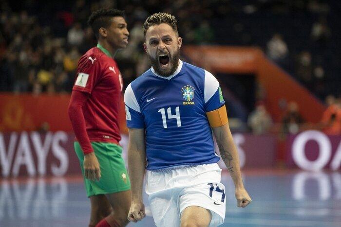 جام جهانی فوتسال ۲۰۲۱ لیتوانی / دو تیم مرحله نیمهنهایی مشخص شدند + ویدیوی خلاصه دو بازی