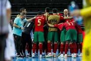 روز دوم مرحله یکچهارم نهایی جام جهانی فوتسال / بازگشت باشکوه پرتغال و صعود به نیمه نهایی با شکست ماتادورها