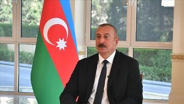 اتهام زنی رئیسجمهور آذربایجان علیه ایران