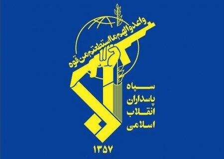 آتشسوزی در یکی از مراکز تحقیقات خودکفایی سپاه در غرب تهران
