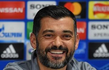 کونسیسائو در آستانه دیدار امشب پورتو با لیورپول در چارچوب لیگ قهرمانان اروپا: ما نماینده یک باشگاه تاریخی هستیم