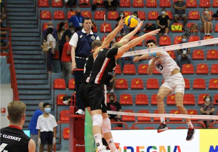 جوانان والیبال ایران به دنبال جایگاه نهمی جهان | ایران ۳ - مصر ۰