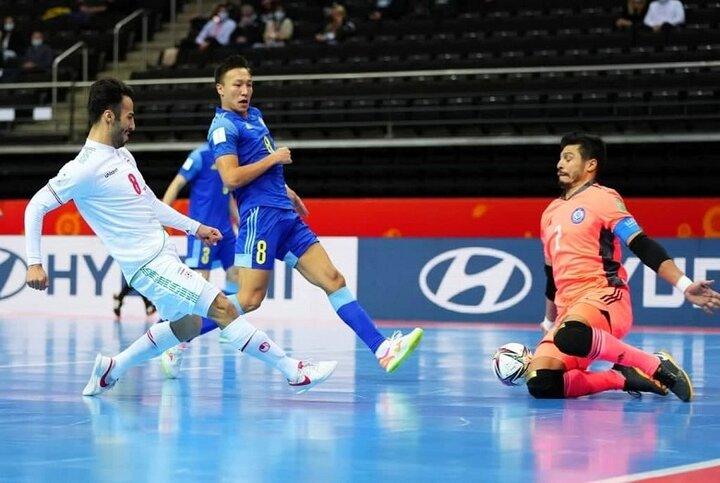 واکنش سایت AFC به حذف تیم ملی فوتسال ایران از جام جهانی ۲۰۲۱
