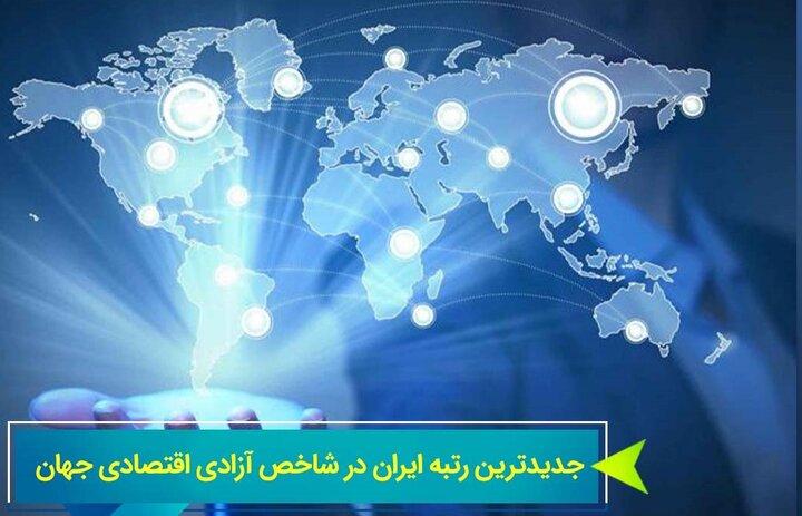 اقتصاد ایران جزو ۶ اقتصاد بسته جهان/ گرجستان پنجم شد، ایران صد و شصتم/چه شد به اینجا رسیدیم؟+نمودار