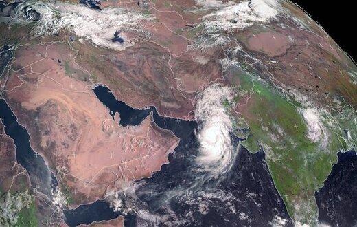 چند نکته درباره طوفان «شاهین»/ ورود این طوفان به ایران کمسابقه است