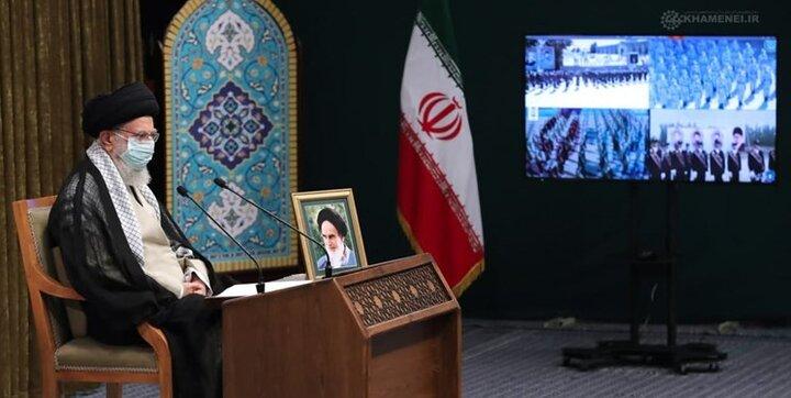 راه حل رهبرانقلاب برای حل حوادث شمال غرب ایران
