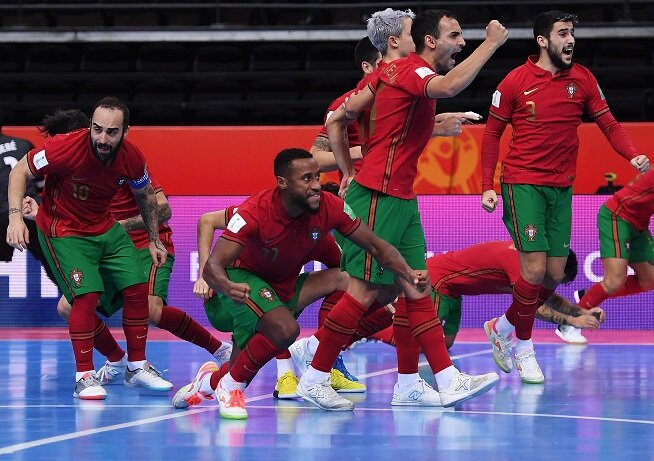 فینال جام جهانی فوتسال ۲۰۲۱ / پرتغال قهرمان جهان شد + ویدیو خلاصه بازی