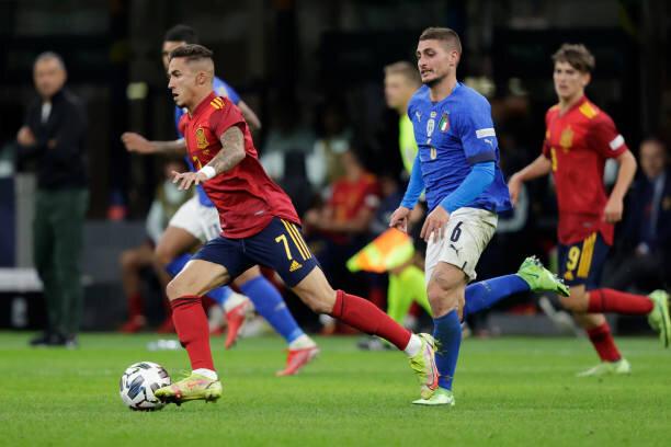 پایان شکستناپذیری و از دست رفتن فینال / ایتالیا ۱ - اسپانیا ۲ + ویدیوی خلاصه بازی
