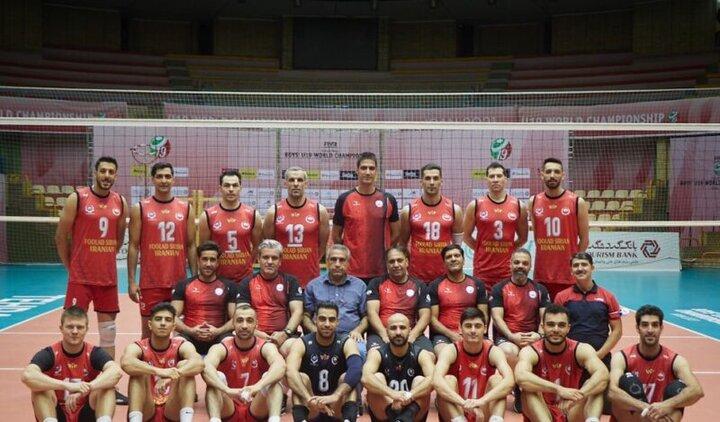 آغاز مرحله گروهی مسابقات والیبال قهرمانی باشگاهای مردان آسیا+برنامه و جدول مسابقات