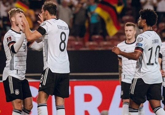 مسابقات فوتبال مقدماتی جام جهانی ۲۰۲۲ در قاره اروپا / تصویر نتایج