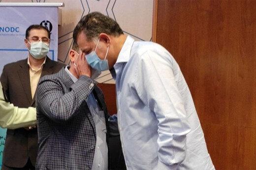 علت بستری شدن علی دایی در بیمارستان+عکس