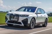 مشخصات خودروی جدید هیبریدی بی ام و ix  +تصاویر