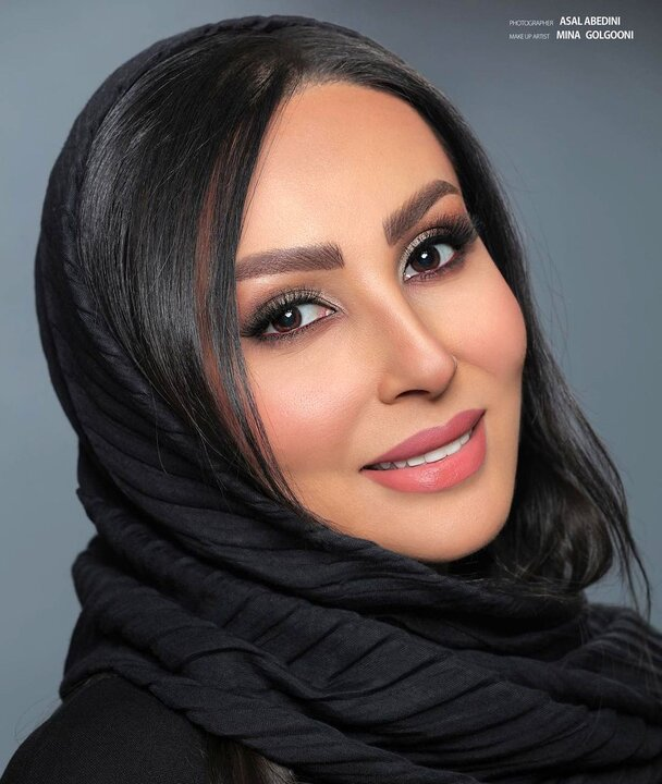 گریه های پرستو صالحی بعد از ترک ایران+ فیلم