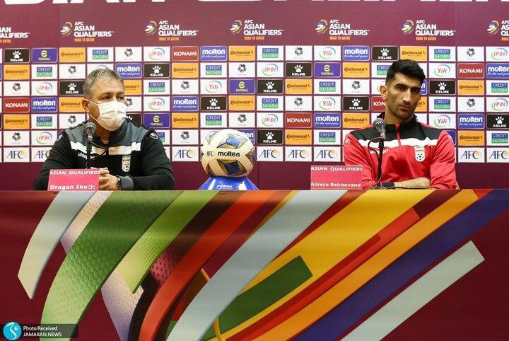 اسکوچیچ: دیگر نمی دانم با ۱۰ پیروزی باید چه کاری انجام بدهم؟/ بیرانوند: کلین شیت یک آمار فردی نیست