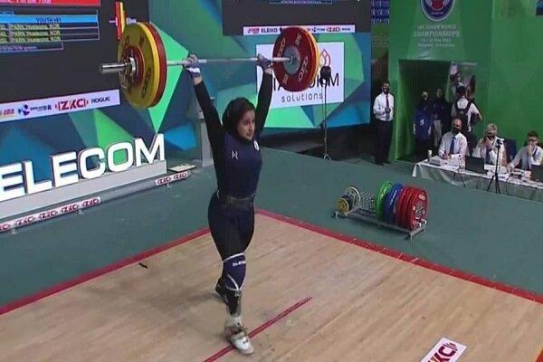 ببینید | شگفتیسازی دختر ایرانی در عربستان؛ ۳ مدال جهانی بر گردن یکتا جمالی