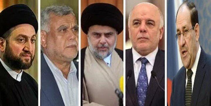صدر، مالکی و بارزانی پیروزهای انتخابات عراق و شکست سنگین عبادی و حکیم