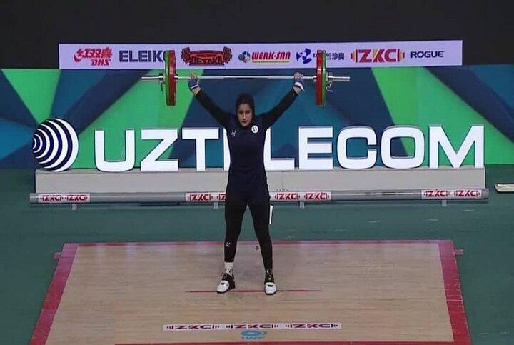 دختران نوجوان ایران روی سکوی سوم جهان ایستادند
