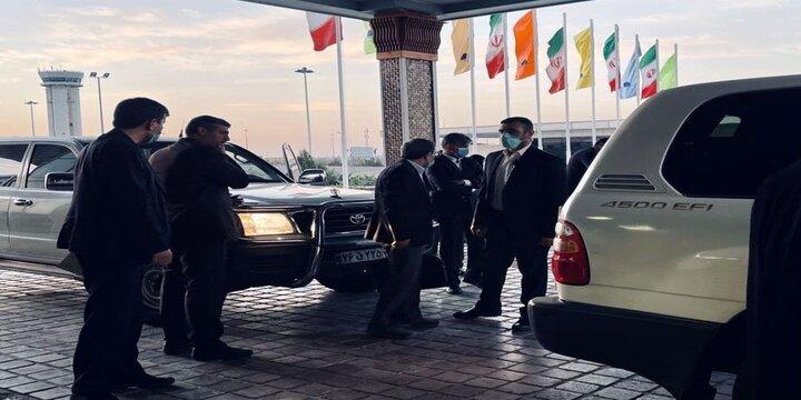 احمدینژاد به دوبی رفت +ویدئو
