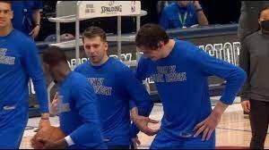 رقص کردی در NBA !؟ / ویدئو